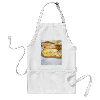 dawg adult apron