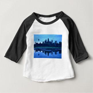 Dawn at Angkor Wat Baby T-Shirt