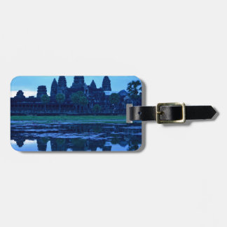 Dawn at Angkor Wat Luggage Tag