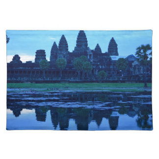 Dawn at Angkor Wat Placemat
