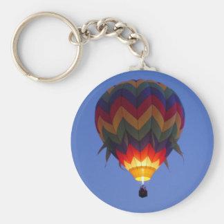Dawn balloon flight key ring