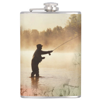 Dawn Fishing Flask