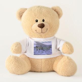 Dawn Horse - Yakutia Teddy Bear