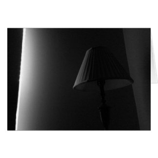 Dawn Light & Shade / Noir: Card