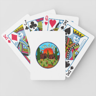 DAWNING DAY BICYCLE PLAYING CARDS