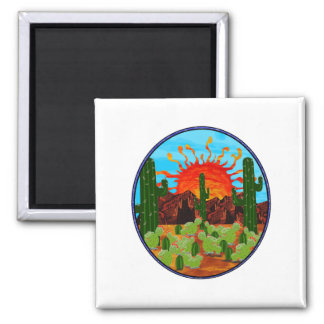 DAWNING DAY MAGNET