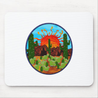 DAWNING DAY MOUSE PAD