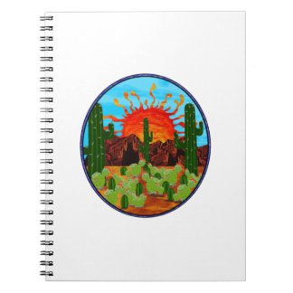 DAWNING DAY SPIRAL NOTEBOOK