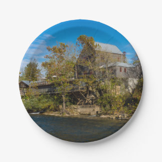 Dawt Mill 7 Inch Paper Plate