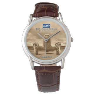 DAX - Diamond Air Xpress DC-3 Pilot's Watch