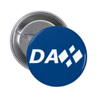 DAX - Diamond Air Xpress Knap/Button 6 Cm Round Badge