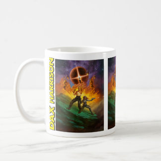 DAX HARRISON: The Mug! Coffee Mug