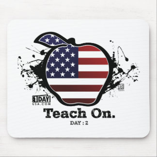 """Day : 2 - """"Teach On"""" Mouse Pad"""