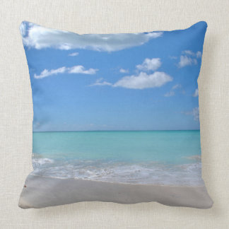 Day at the Beach Pillow