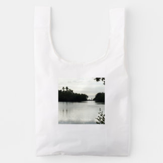 Day at the Lake Baggu Reusable Bag