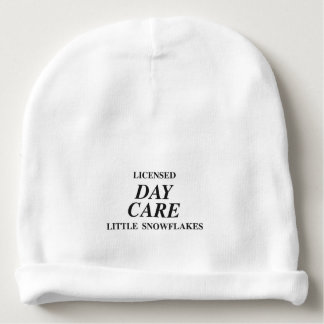day care baby beanie
