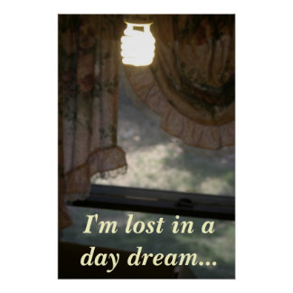 Day Dream Poster