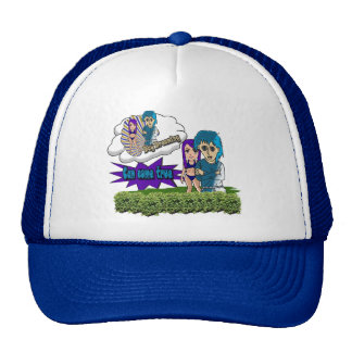 Day Dreaming Hats