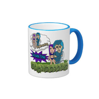 Day Dreaming Coffee Mugs