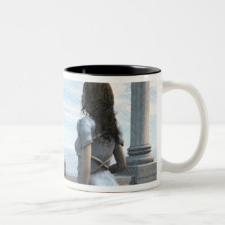 Day Dreams Of Greece Mug