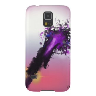 Day Ending Abstract Design Galaxy S5 Covers