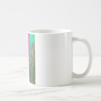 day glo sludge by SLUDGEart Mug