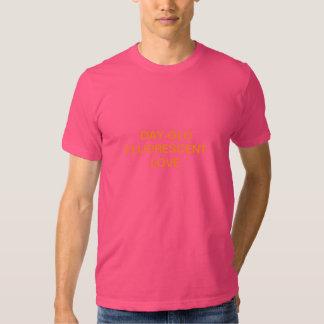 day-glo tshirts