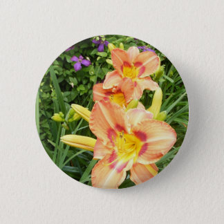 Day Lily 18 ~ button