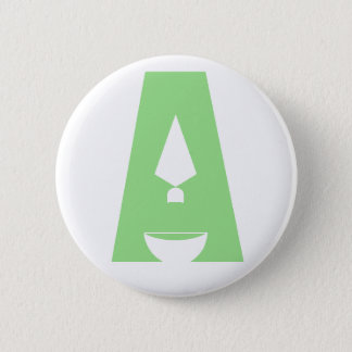 """Day of Archaeology """"A"""" logo button"""