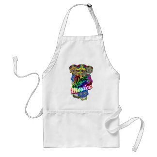 DAY OF DEAD APRONS