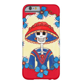 Day of Dead Catrina iPhone Case