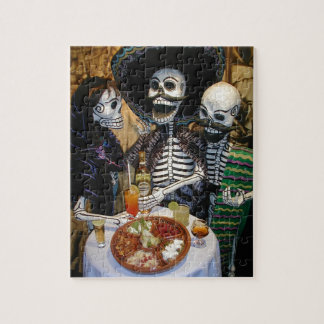 Day of Dead Jigsaw Puzzle