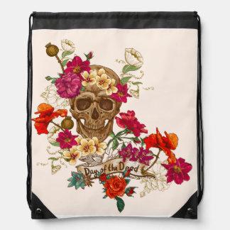 day of dead skull cool girly bag