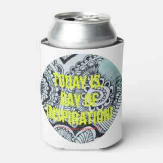 Day OF inspiration! Can Cooler