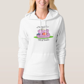Day of Rest Cat Hoodie