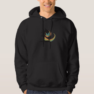 day of surfing vector design hoodie