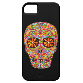 Day of the Dead Art iPhone 5 Case by Case-Mate