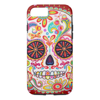 Day of the Dead Art iPhone 7 Case