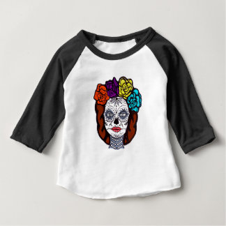 Day of the Dead Bride Baby T-Shirt