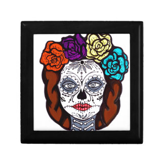 Day of the Dead Bride Gift Box