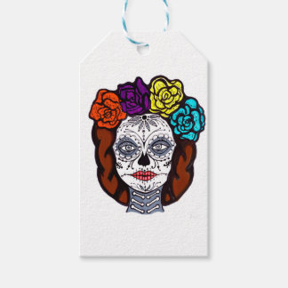 Day of the Dead Bride Gift Tags