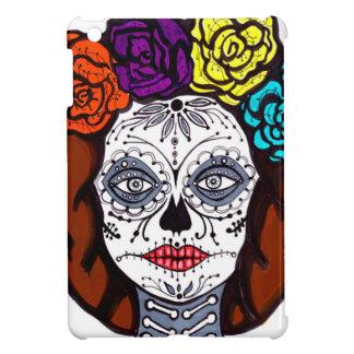 Day of the Dead Bride iPad Mini Covers