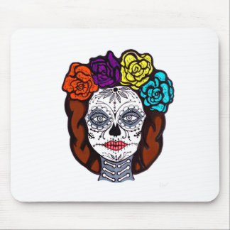 Day of the Dead Bride Mouse Pad