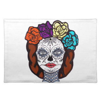 Day of the Dead Bride Placemat