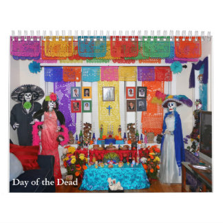 Day of the Dead Calendar