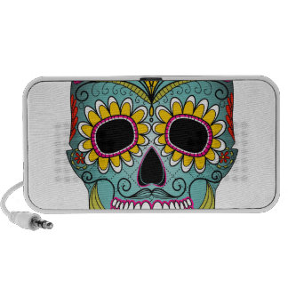 day-of-the-dead-colorful-skull-with-floral-ornamen speakers