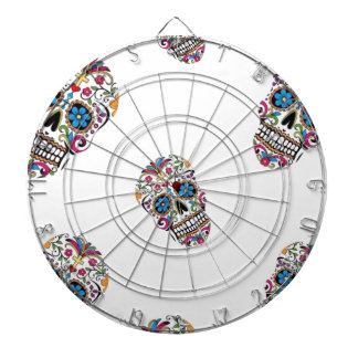 Day of the Dead Dartboard
