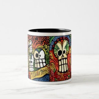 Day of the Dead / Dia de los Meurtos Mug