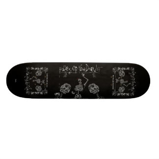 Day of the Dead : Dia de los Muertos Skateboard