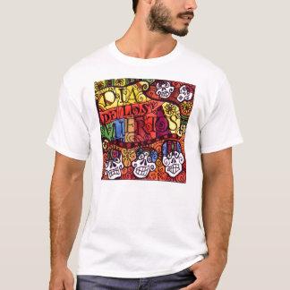 Day of the Dead / Dia de los Muertos / Sugar Skull T-Shirt